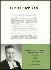 Page 11, 1950 Edition, St Patricks Academy - Shamrock Yearbook (Chicago, IL) online yearbook collection