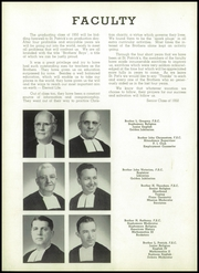 Page 12, 1950 Edition, St Patricks Academy - Shamrock Yearbook (Chicago, IL) online yearbook collection