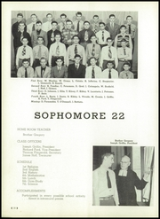 Page 20, 1950 Edition, St Patricks Academy - Shamrock Yearbook (Chicago, IL) online yearbook collection