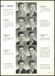 Page 33, 1950 Edition, St Patricks Academy - Shamrock Yearbook (Chicago, IL) online yearbook collection