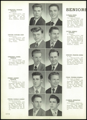 Page 34, 1950 Edition, St Patricks Academy - Shamrock Yearbook (Chicago, IL) online yearbook collection
