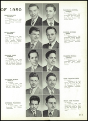 St Patricks Academy - Shamrock Yearbook (Chicago, IL) online yearbook collection, 1950 Edition, Page 35