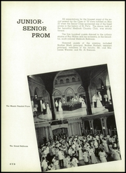 St Patricks Academy - Shamrock Yearbook (Chicago, IL) online yearbook collection, 1950 Edition, Page 56