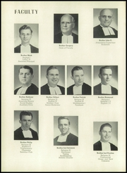 Page 12, 1952 Edition, St Patricks Academy - Shamrock Yearbook (Chicago, IL) online yearbook collection