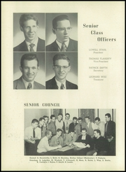 St Patricks Academy - Shamrock Yearbook (Chicago, IL) online yearbook collection, 1952 Edition, Page 16