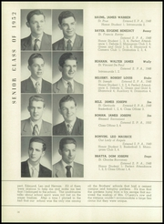 St Patricks Academy - Shamrock Yearbook (Chicago, IL) online yearbook collection, 1952 Edition, Page 18