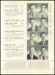 St Patricks Academy - Shamrock Yearbook (Chicago, IL) online yearbook collection, 1952 Edition, Page 19