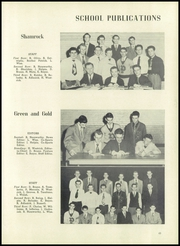 St Patricks Academy - Shamrock Yearbook (Chicago, IL) online yearbook collection, 1952 Edition, Page 53