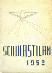 Page 1, 1952 Edition, St Scholastica High School - Scholastican Yearbook (Chicago, IL) online yearbook collection