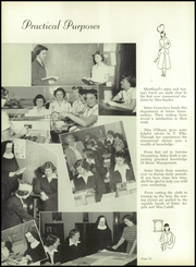Page 16, 1952 Edition, St Scholastica High School - Scholastican Yearbook (Chicago, IL) online yearbook collection