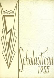 Page 1, 1955 Edition, St Scholastica High School - Scholastican Yearbook (Chicago, IL) online yearbook collection