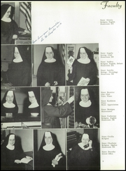 Page 12, 1955 Edition, St Scholastica High School - Scholastican Yearbook (Chicago, IL) online yearbook collection