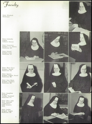 Page 13, 1955 Edition, St Scholastica High School - Scholastican Yearbook (Chicago, IL) online yearbook collection