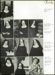 Page 14, 1955 Edition, St Scholastica High School - Scholastican Yearbook (Chicago, IL) online yearbook collection