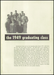 Page 11, 1949 Edition, Elgin Academy - Hilltop Yearbook (Elgin, IL) online yearbook collection
