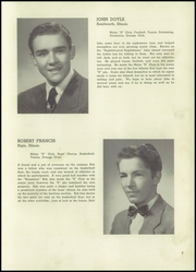 Page 13, 1949 Edition, Elgin Academy - Hilltop Yearbook (Elgin, IL) online yearbook collection