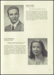 Page 17, 1949 Edition, Elgin Academy - Hilltop Yearbook (Elgin, IL) online yearbook collection