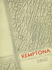 1941 Edition, Kempton High School - Kemptona Yearbook (Kempton, IL)