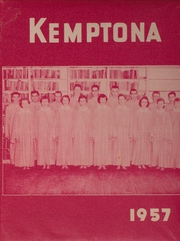 1957 Edition, Kempton High School - Kemptona Yearbook (Kempton, IL)