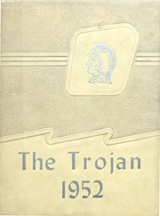 Maroa High School - Trojanaire / Maronois Yearbook (Maroa, IL) online yearbook collection, 1952 Edition, Page 1