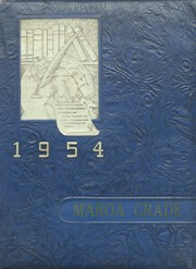 Maroa High School - Trojanaire / Maronois Yearbook (Maroa, IL) online yearbook collection, 1954 Edition, Page 1