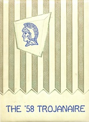 Maroa High School - Trojanaire / Maronois Yearbook (Maroa, IL) online yearbook collection, 1958 Edition, Page 1