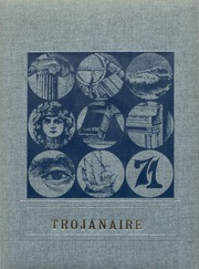 1971 Edition, Maroa High School - Trojanaire / Maronois Yearbook (Maroa, IL)