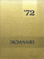 1972 Edition, Maroa High School - Trojanaire / Maronois Yearbook (Maroa, IL)
