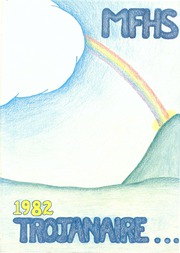 1982 Edition, Maroa High School - Trojanaire / Maronois Yearbook (Maroa, IL)