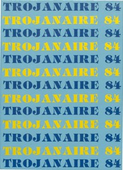 1984 Edition, Maroa High School - Trojanaire / Maronois Yearbook (Maroa, IL)
