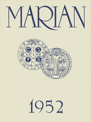 1952 Edition, St Mary Academy - Marian Yearbook (Nauvoo, IL)