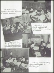Page 11, 1952 Edition, St Mary Academy - Marian Yearbook (Nauvoo, IL) online yearbook collection