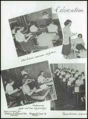 Page 12, 1952 Edition, St Mary Academy - Marian Yearbook (Nauvoo, IL) online yearbook collection