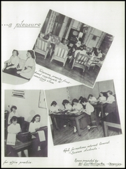 Page 13, 1952 Edition, St Mary Academy - Marian Yearbook (Nauvoo, IL) online yearbook collection