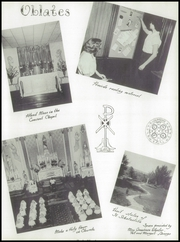 Page 17, 1952 Edition, St Mary Academy - Marian Yearbook (Nauvoo, IL) online yearbook collection