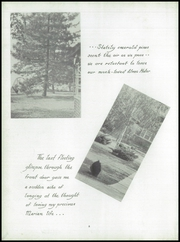 Page 6, 1952 Edition, St Mary Academy - Marian Yearbook (Nauvoo, IL) online yearbook collection