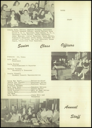 Page 10, 1955 Edition, Milton High School - Mustang Yearbook (Milton, IL) online yearbook collection