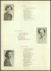 Page 12, 1955 Edition, Milton High School - Mustang Yearbook (Milton, IL) online yearbook collection