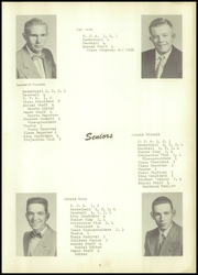 Page 13, 1955 Edition, Milton High School - Mustang Yearbook (Milton, IL) online yearbook collection