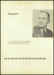 Page 6, 1955 Edition, Milton High School - Mustang Yearbook (Milton, IL) online yearbook collection