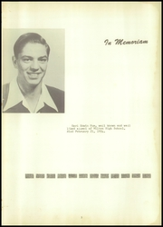 Page 7, 1955 Edition, Milton High School - Mustang Yearbook (Milton, IL) online yearbook collection