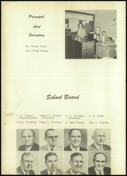 Page 8, 1955 Edition, Milton High School - Mustang Yearbook (Milton, IL) online yearbook collection