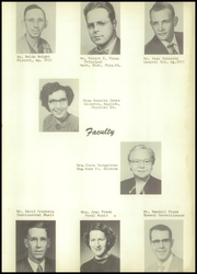 Page 9, 1955 Edition, Milton High School - Mustang Yearbook (Milton, IL) online yearbook collection