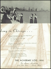 Page 7, 1950 Edition, St Louis Academy - Academic Log Yearbook (Chicago, IL) online yearbook collection