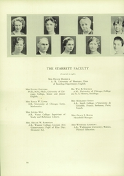 Page 10, 1933 Edition, Starrett School for Girls - Starette Yearbook (Chicago, IL) online yearbook collection