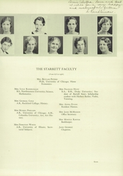 Page 11, 1933 Edition, Starrett School for Girls - Starette Yearbook (Chicago, IL) online yearbook collection