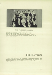 Page 7, 1933 Edition, Starrett School for Girls - Starette Yearbook (Chicago, IL) online yearbook collection