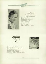 University School for Girls - Castanon Yearbook (Chicago, IL) online yearbook collection, 1930 Edition, Page 22