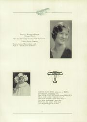 University School for Girls - Castanon Yearbook (Chicago, IL) online yearbook collection, 1930 Edition, Page 25