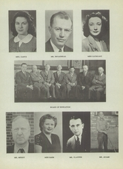 Page 13, 1947 Edition, DeLand Township High School - Delanois Yearbook (DeLand, IL) online yearbook collection